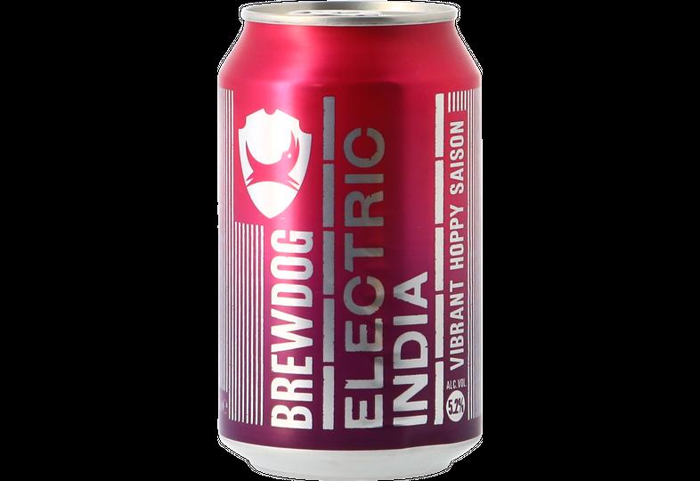 Botellas - Brewdog Electric India - Canette