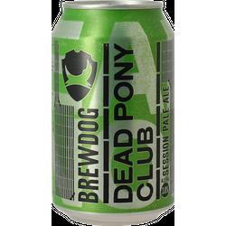 Bottiglie - Brewdog Dead Pony Club - Canette