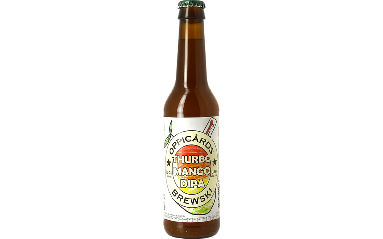 Bouteilles - Oppigards Thurbo Mango DIPA