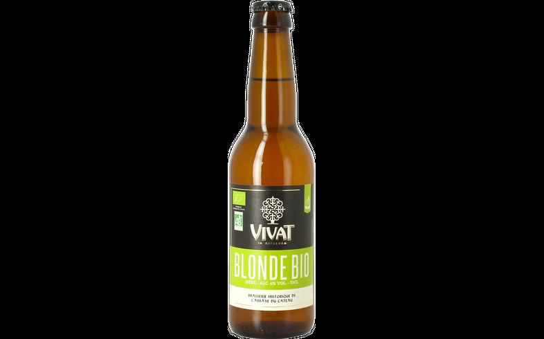 Bouteilles - Vivat Blonde Bio