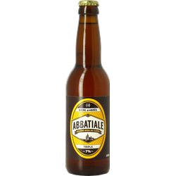 Bottiglie - Abbatiale Triple Ambrée