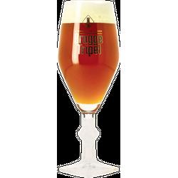 Verres à bière - Verre Brugge à Pied - 33 cl