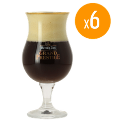 Ölglas - Pack de 6 Verres Hertog Jan Grand Prestige - 25 cl