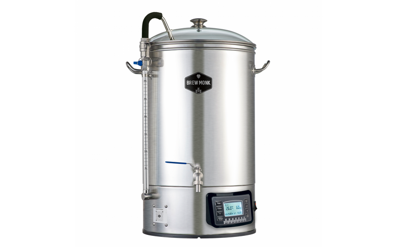 Brewer s accessories - BrewMonk All-in-One 30-litre Home Brewing system
