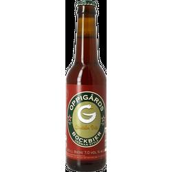 Bottled beer - Oppigårds & Ganställer-Bräu Bockbier