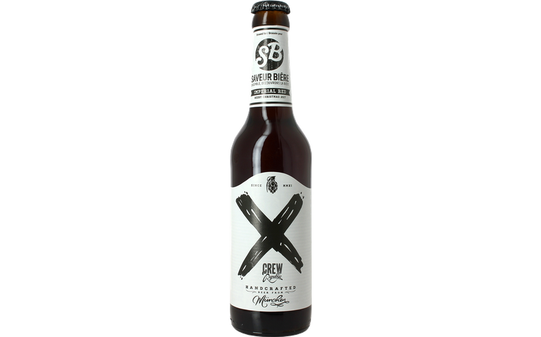 Bouteilles - Crew Republic X Imperial Red Ale