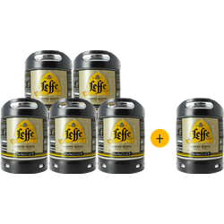 Fatöl - Leffe Blond 6L PerfectDraft Fat - Köp 5 Få 6