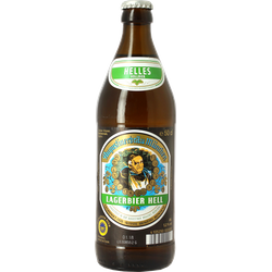 Bouteilles - Augustiner Lagerbier Hell