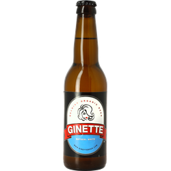 Bouteilles - Ginette Natural White Bio