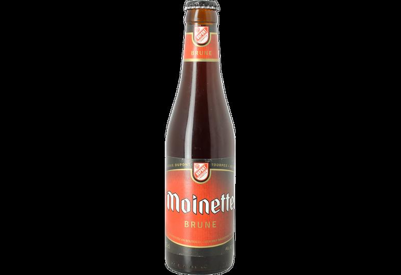 Flaskor - Moinette Brune