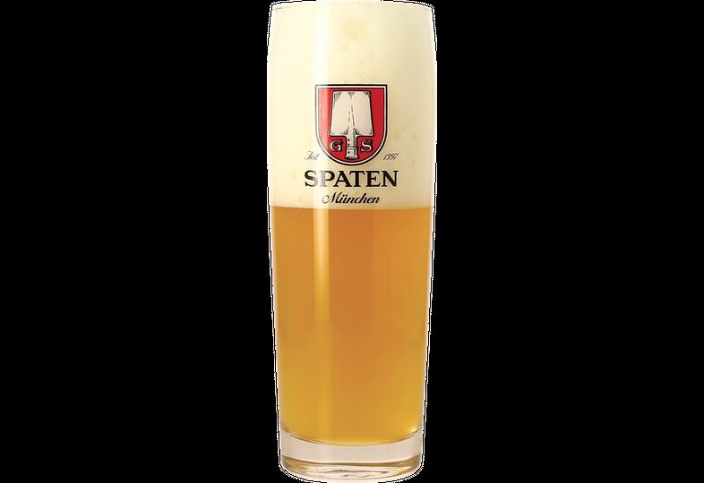 Beer glasses - Glass Spaten - 50 cl