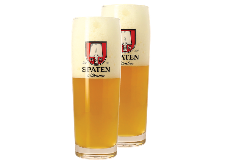 Ölglas - Pack 2 verres Spaten - 50 cl