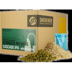 Kits de recettes 4L - Recharge Beer Kit Cascade IPA - EDITION LIMITEE
