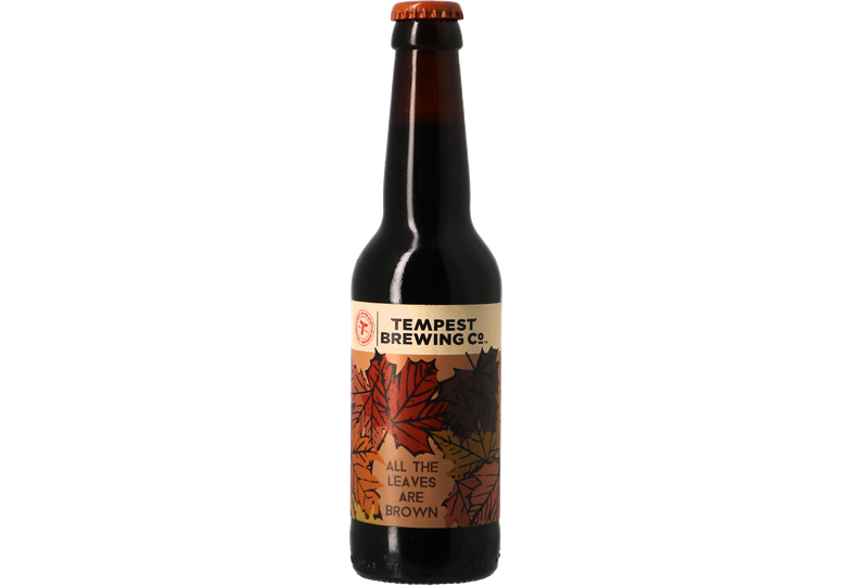 Botellas - Tempest All The Leaves Are Brown