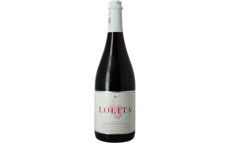 Bouteilles - Goose Island Lolita - 76,5 cl
