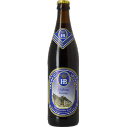 Flessen - Hofbräu Dunkel