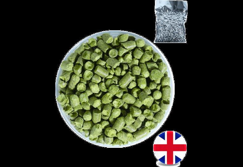 Houblons de brasserie - Houblon Fuggles (5,6%) en pellets - récolte 2020