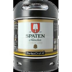 Fässer - Spaten PerfectDraft Fass 6 liter - Mehrweg