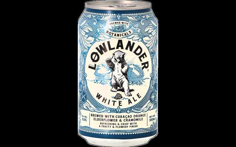 Bottled beer - Lowlander White Ale