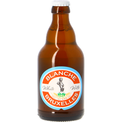 Bottled beer - Blanche de Bruxelles