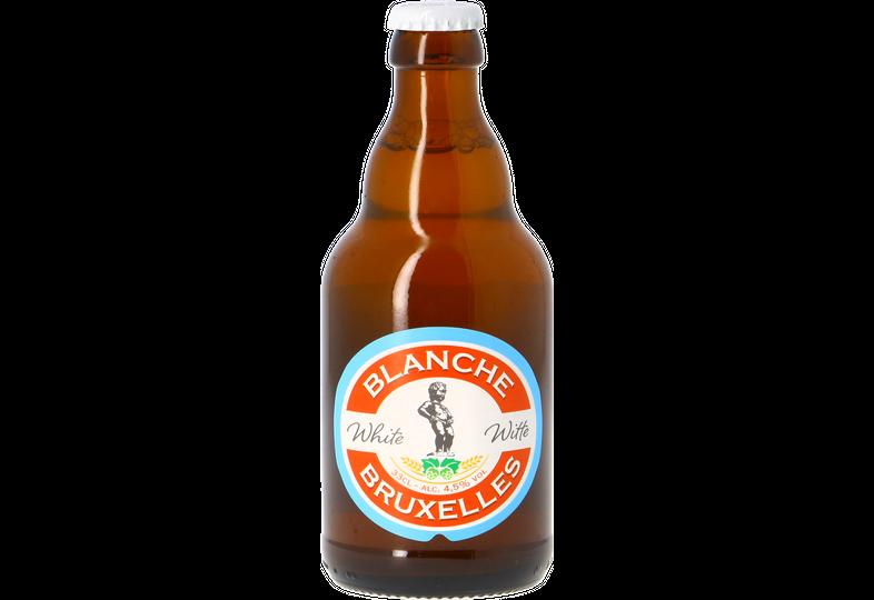 Bottled beer - Blanche de Bruxelles