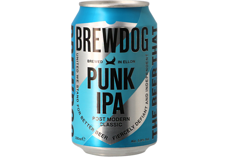 Bouteilles - Brewdog Punk IPA - Can