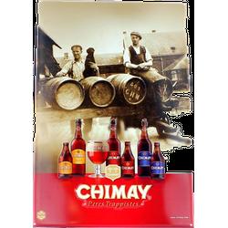Regalos y accesorios - Plaque Chimay Pères Trappistes