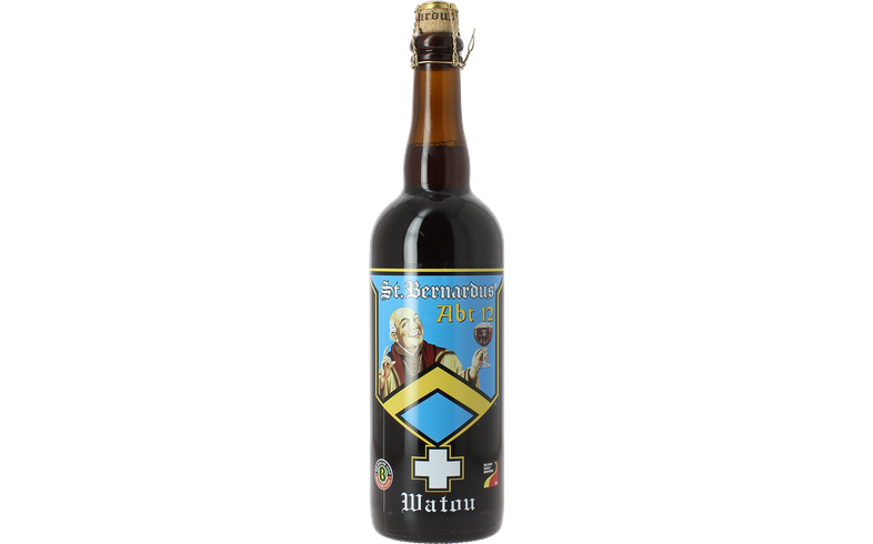 Bottled beer - Saint Bernardus Abt 12 Watou
