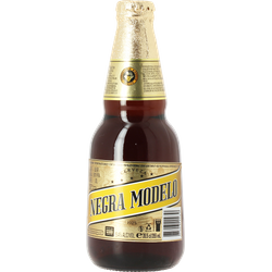 Bottled beer - Negra Modela