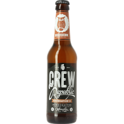 Bottled beer - Crew Republic Foundation 11