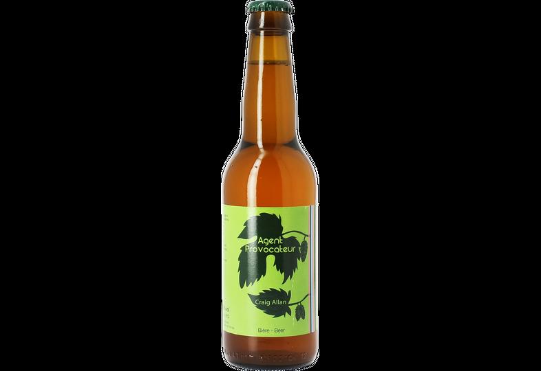 Bottled beer - Agent Provocateur