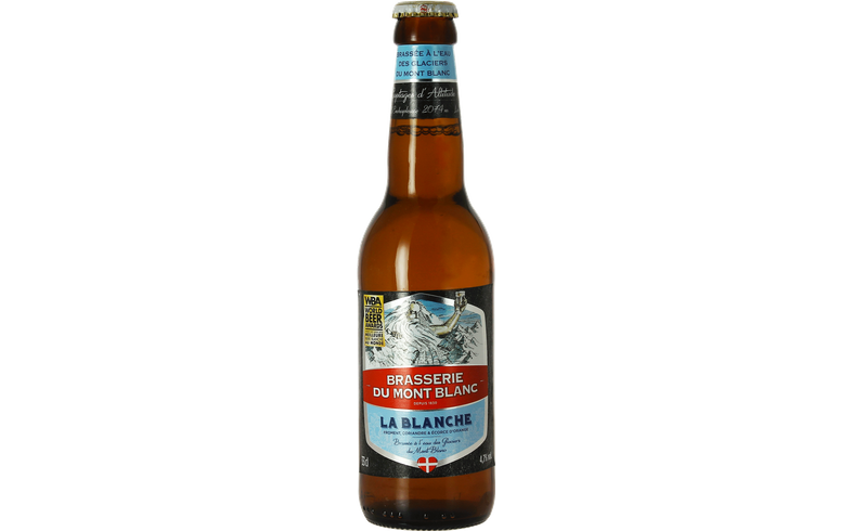 Botellas - Blanche du Mont Blanc 33cl