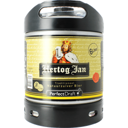 Tapvaten - PerfectDraft Hertog Jan PerfectDraft Vat 6L - 5 EUR Cashback