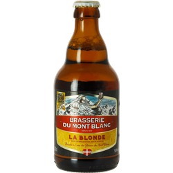Flaskor - Mont Blanc - Blond 33cl