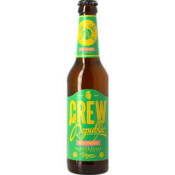 Bottled beer - Crew Republic Hop Junkie