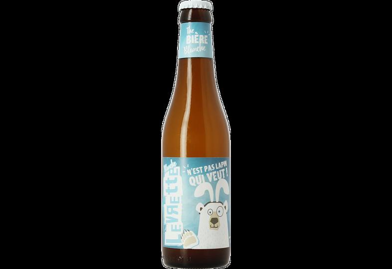 Bottled beer - Levrette Blanche