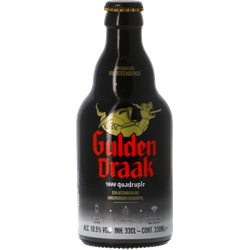 Flaskor - Gulden Draak 9000 Quadrupel
