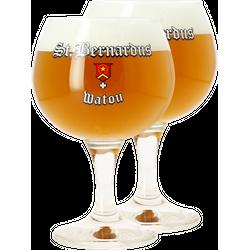 Verres à bière - Pack 2 verres Saint Bernardus Watou - 33cl