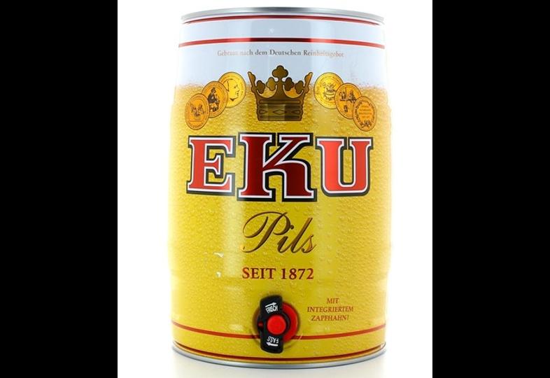 Fûts de bière - Fût 5L Eku