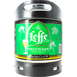 Fatöl - Leffe de Printemps 6L PerfectDraft Fat