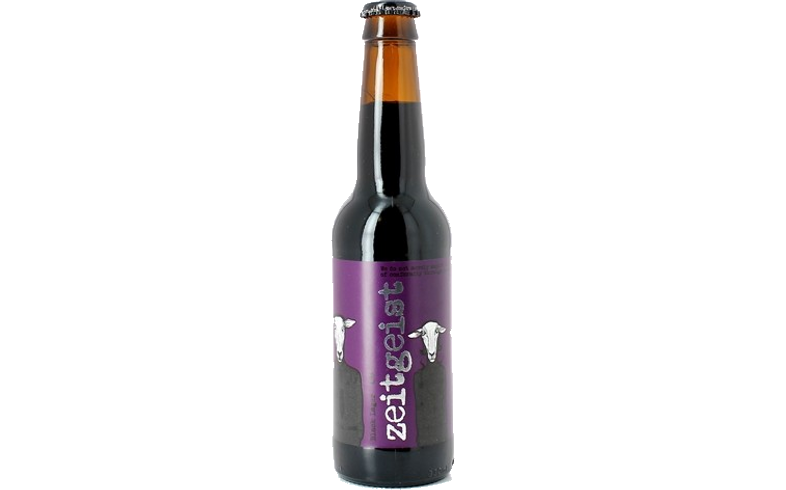Bottled beer - Brewdog Zeitgeist Black Lager