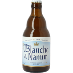 Bottled beer - La Blanche de Namur 33cl