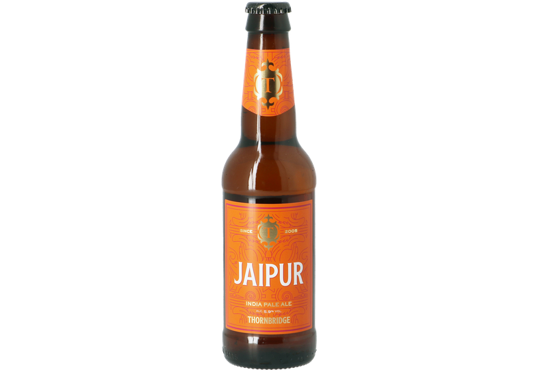 Bottled beer - Jaipur Thornbridge