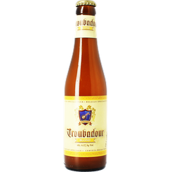 Bottled beer - La Troubadour Blonde