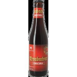 Bottled beer - La Troubadour Obscura
