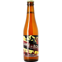 Flaschen Bier - Jambe de bois
