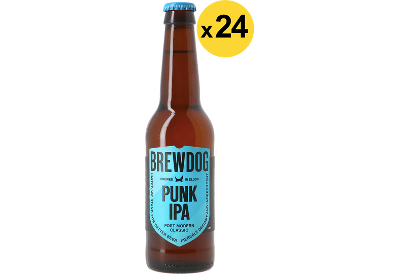 Big packs - Big Pack Brewdog Punk IPA - 24 bières