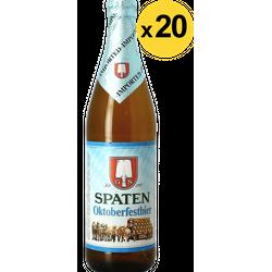 Big packs - Big Pack Spaten Oktoberfestbier - 20 bières