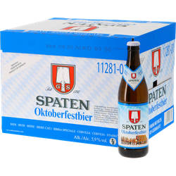 Big packs - Big Pack Spaten Oktoberfestbier - 20 bières