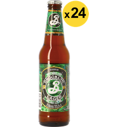 Botellas - Brooklyn Lager Big Pack - 24x35.5cl
